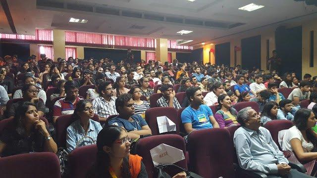 A lovely session at Start-o-nomics 2015, Delhi.
