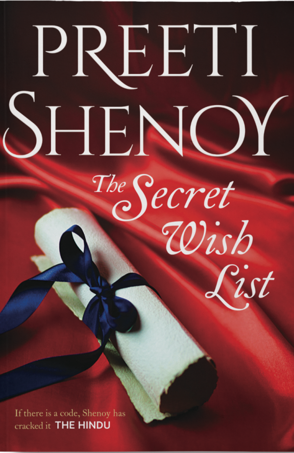 Have ebook the shenoy preeti one you cannot